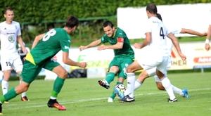 Bursaspor 2 - 3 Mlada Boleslav