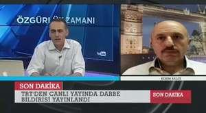 Erdoğanı gören FETÖcü yazar şoke oldu