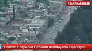 Adana Polisten  Filmleri Aratmayacak Operasyon