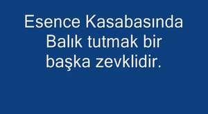 Beyşehir Esence Kasabasının balikçiları