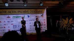 1. Altın Palmiye Ödülü Sonses.tv veridli