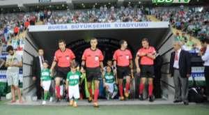 STSL 2.Hafta: Bursaspor 0 - 2 Başakşehir