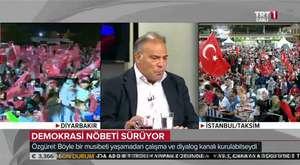 TRT 1 Haber Bülteni 24-07-2016