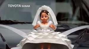 Auris reklam filmi