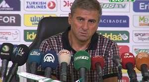Hamzaoğlu, ''Takımın zamana ihtiyacı var ''