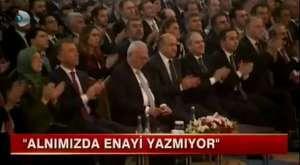 Cumhurbaşkanı Erdoğan, TÜGİK toplantısında konuştu