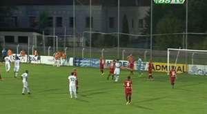 Bursaspor 2 - 1 Vorwarts Steyr