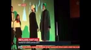 Soma'da Mevlana Hafatası etkinliği TRT Haber