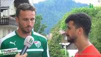 Tomas Sivok Özel Röportajı - Avusturya