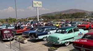Auto motor & sport klasik otomobilcilerinin durağı Akhisar oldu