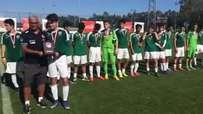 Bursaspor U14 takımı Türkiye Şampiyonu oldu.