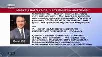 Murat İde - Maskeli Balo  - 15 Temmuz'un Anatomisi