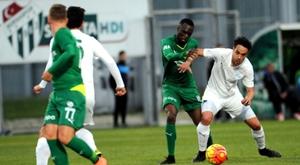 Bursaspor 2 - 1 Yeşil Bursa
