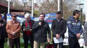 TODGEP Başkanı Kadir Polat'ta destek verenler arasındaydı