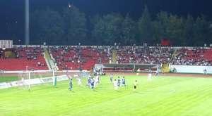 Balıkesirspor - Eskişehirspor -  Bruno Mezenga'nın Golü {22.08.2016}