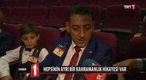 TRT 1 Haber Bülteni 19-09-2016