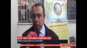 Bitkisel Atık Yağ Toplama Kampanyası - TRT Haber