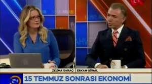 TÜGİK Başkanı -Erkan Güral Kanal 24