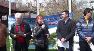 Bahçeşehir ÇYDD Başkanı Mimar Deniz Bayraktar- Birlikle Başaracağız