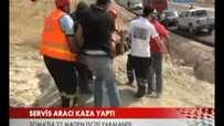Soma Maden Servisi Kazası TRT HABER