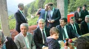 Bakan Soylu Şehit Babasına taziye ziyaretinde82