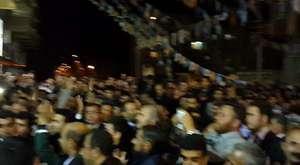 Aslan Ali Bayık Hilvan Akparti Seçim Bürosu Konuşması