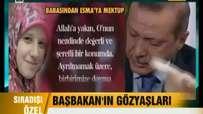 Başbakan Recep Tayyip Erdoğan Esma'nın mektubuna ağladı Ülke Tv Sıradışı Özel Turgay Güler logosuz