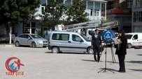 Bozkır 19 Mayıs Anıt Meydanı Töreni 19.05.2014