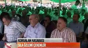 Korualan Kasabası'nda Kiraz Festivali Kontv Yayını